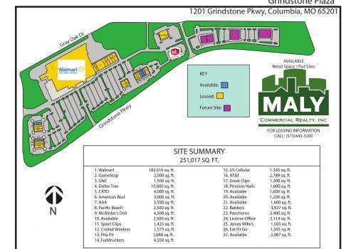 Grindstone Plaza – Unit 10