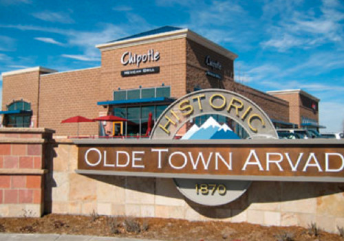 Shoppes at Arvada