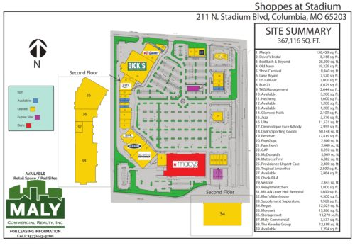 Shoppes at Stadium – Unit 39