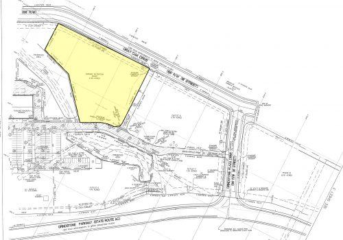Grindstone Plaza- 2.3 Acre Pad Site