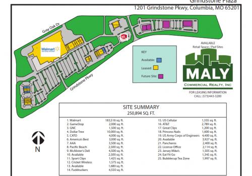 Grindstone Plaza- Unit 13